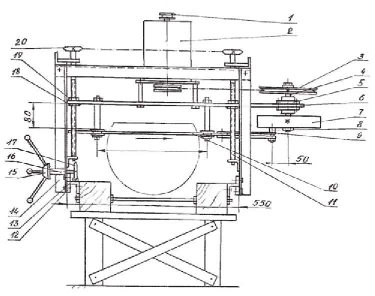 Изготовление самодельной ленточной пилы своими руками, настройка пилорамы, правила работы аппарата