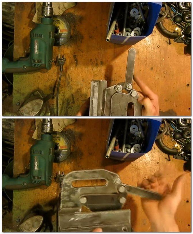 Гильотинный резак для бумаги своими руками | все про металл
