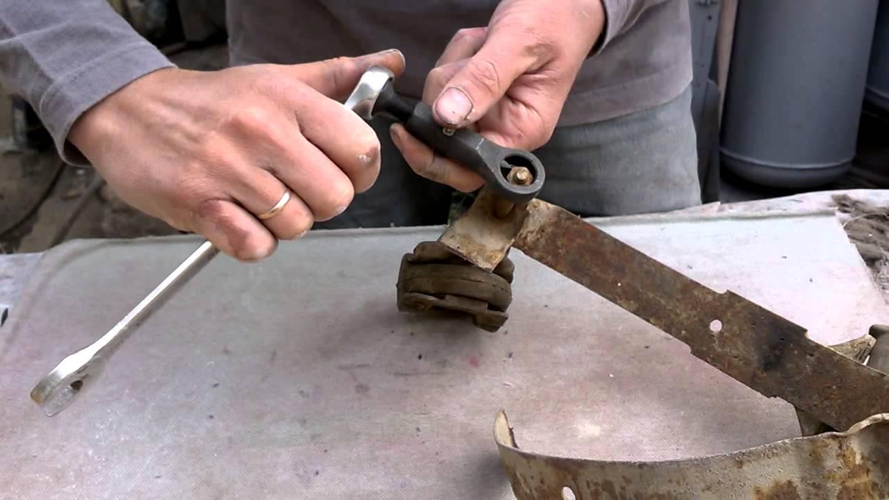 Гайкорез механический своими руками - о металле