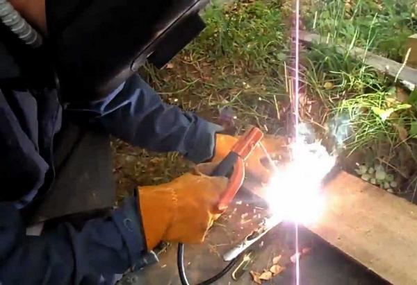 Как заварить алюминий электросваркой