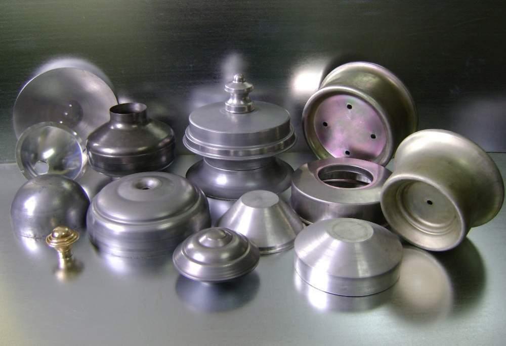 Вытяжка листового металла - о металле