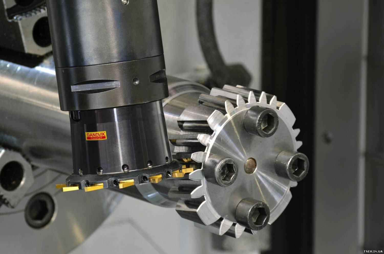 Курсовая работа: разработка технологического процесса обработки вала-шестерни