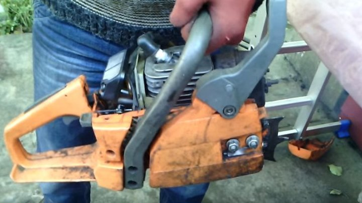 Особенности обслуживания и самостоятельного ремонта бензопил марки хускварна (husqvarna)