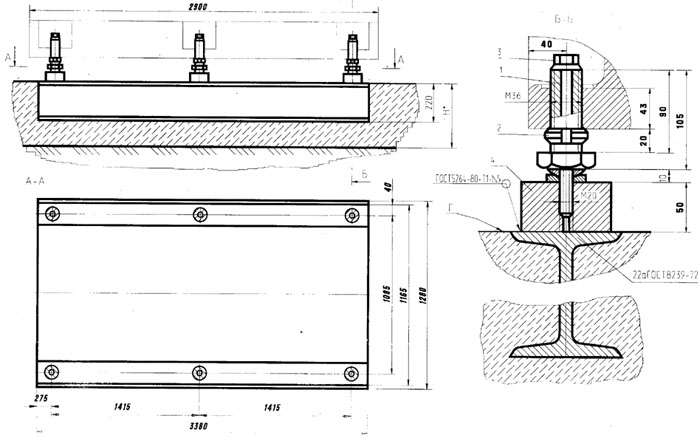 Фундамент для токарного станка — излагаем во всех подробностях