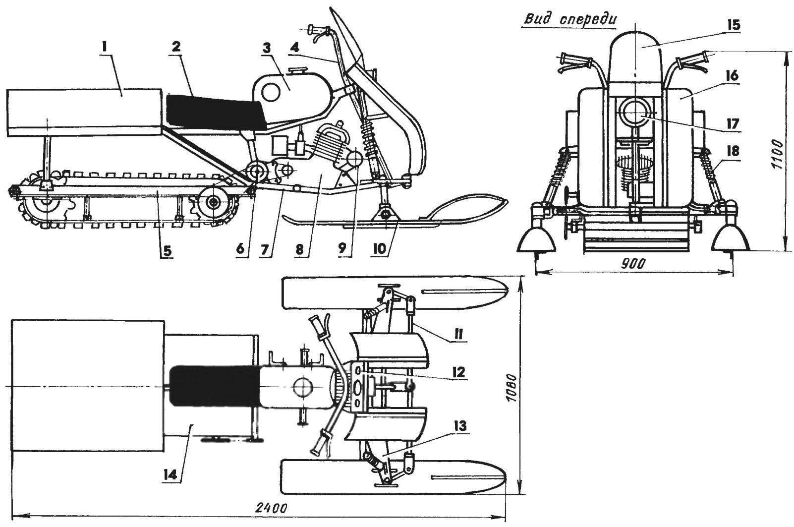 Мотоблок из бензопилы своими руками: как сделать мотоблок из пилы «дружба»? чертежи самодельного двигателя