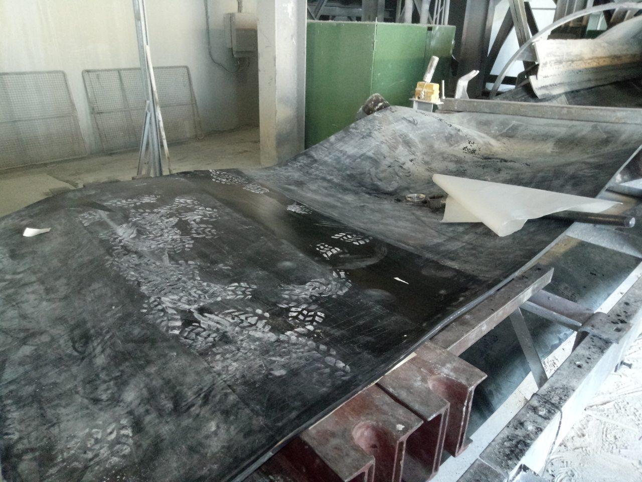 Выбор материала для транспортерной металлической сетки