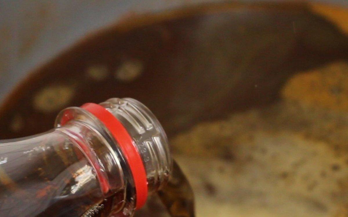 Как очистить ржавчину с металла в домашних условиях: советы с видео