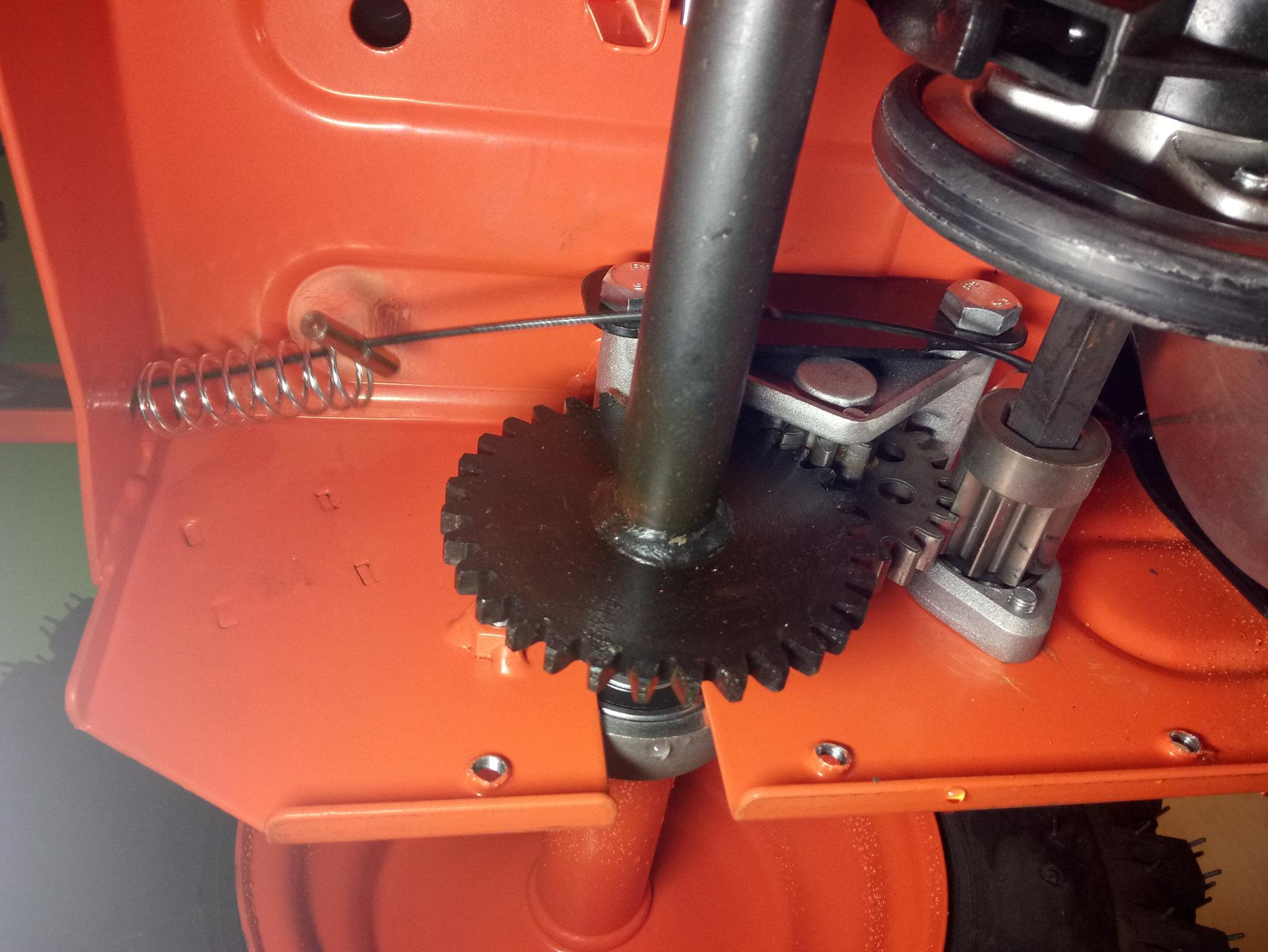Фрикционное кольцо снегоуборщика: неисправности, ремонт, изготовление своими руками