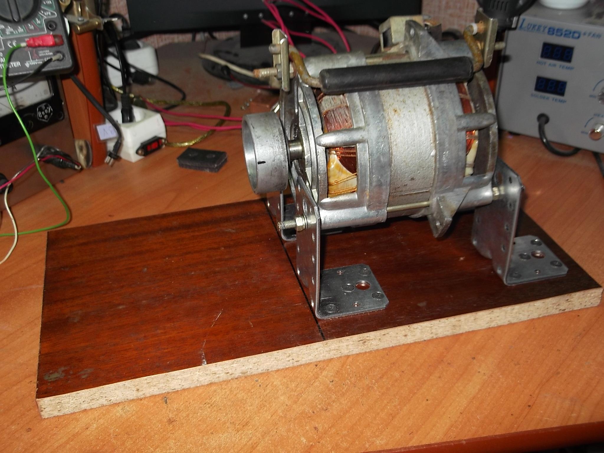 Как изготовить самодельный наждак для собственной мастерской - kakdoma154.ru