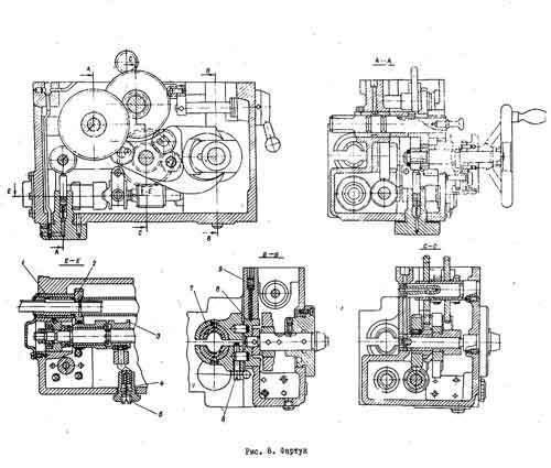 Токарный станок 1м61: технические характеристики