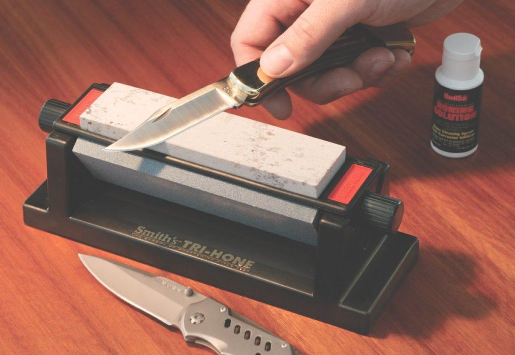 Как заточить нож в домашних условиях правильно бруском, точилкой, другими приборами