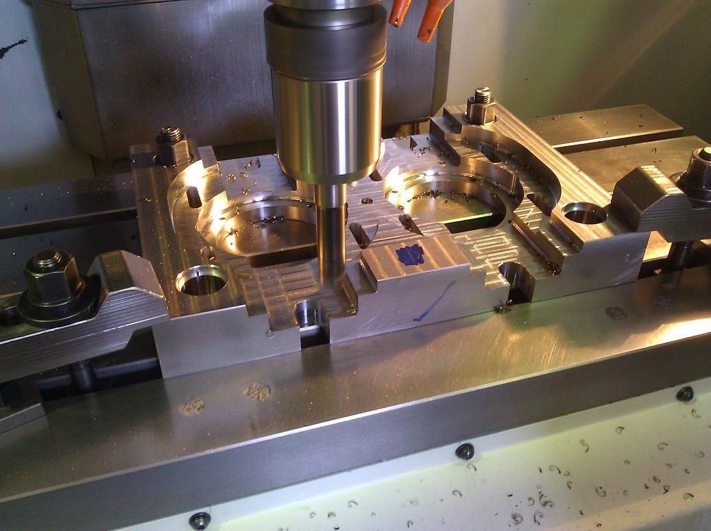 Понятие о фрезерной обработке металла