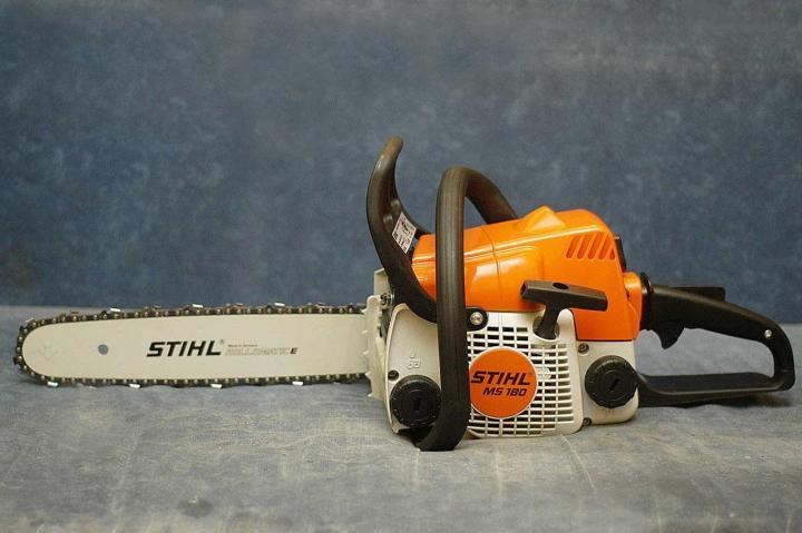 Бензопила stihl ms 180: характеристики, отзывы, цена, аналоги