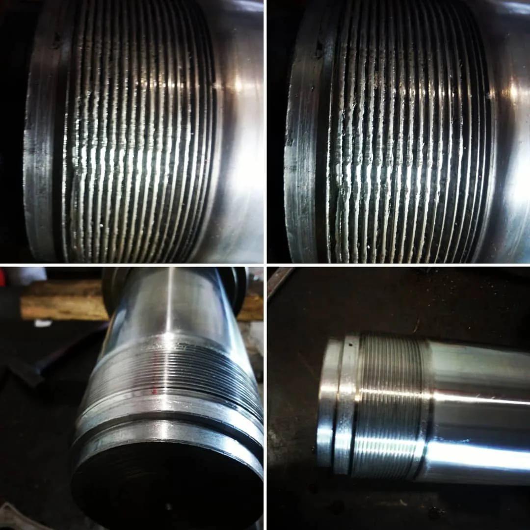 Восстановление резьбы helicoil - трс-моторс