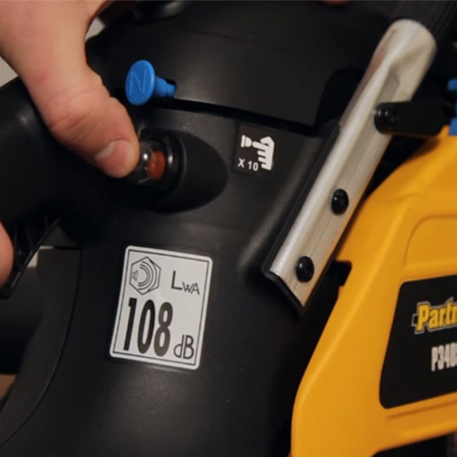 Бензопилы partner p340s-360s – детальный обзор нового поколения.