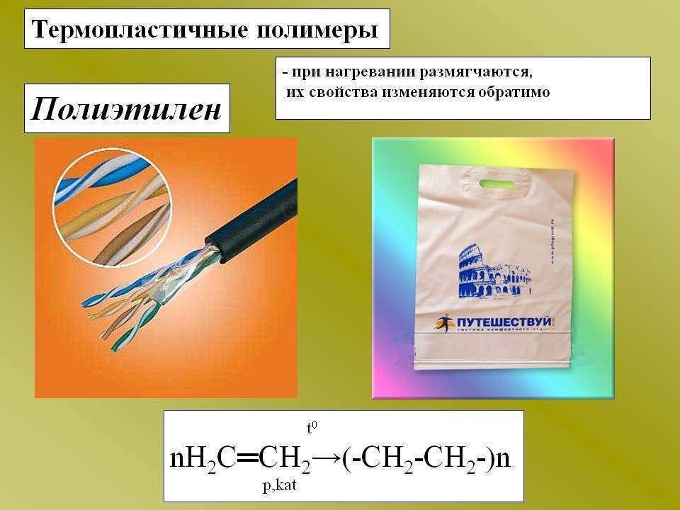 Что такое термопластичные полимеры? | рутвет - найдёт ответ!