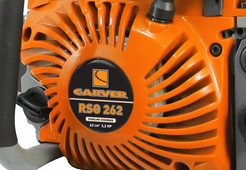 Бензопила carver rsg 252 — бюджетный вариант полупрофессионального уровня