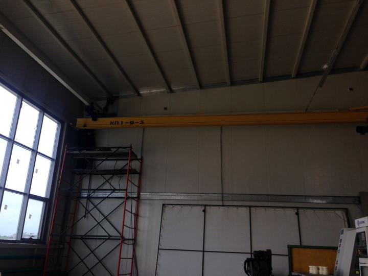 Особенности эксплуатации и монтажа мостовых однобалочных кранов опорной и подвесной конструкции