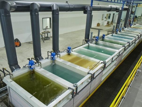 Пассивирование (пассивация) - метод химической защиты металлов