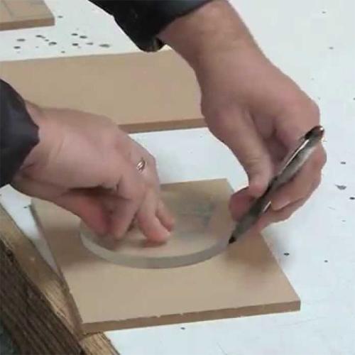 Мк как разрезать оргстекло 10 мм. (и толще) быстро и ровно. | страна мастеров