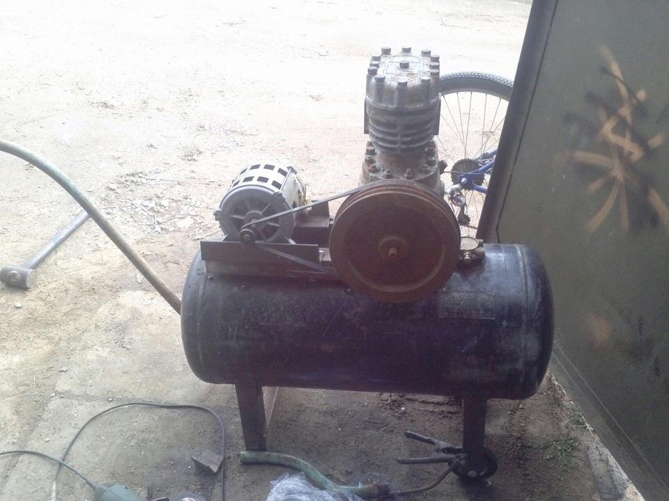 Виды компрессоров для пескоструйного аппарата