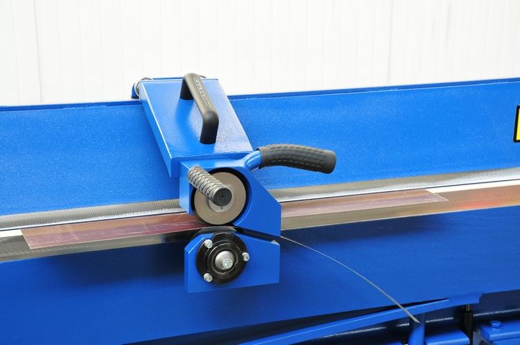 Принципы выбора и эксплуатации роликовых ножниц по металлу
