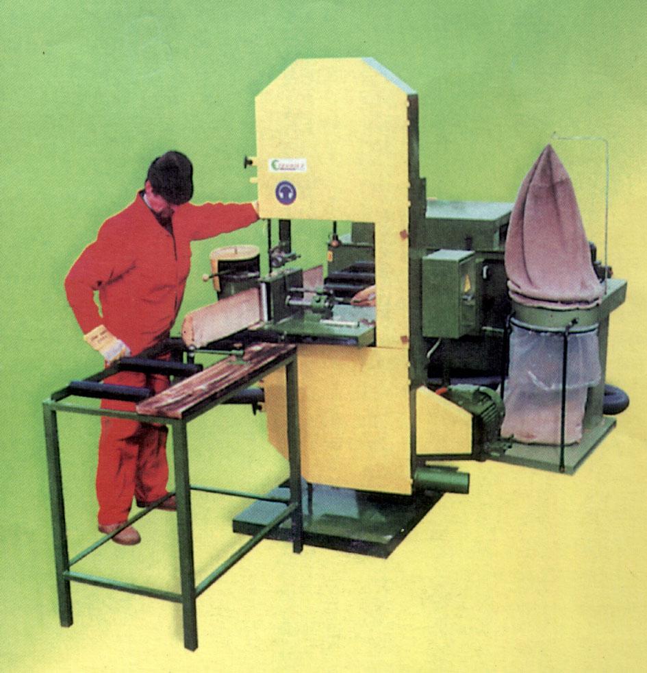 Как подобрать вертикальный ленточнопильный станок по металлу?