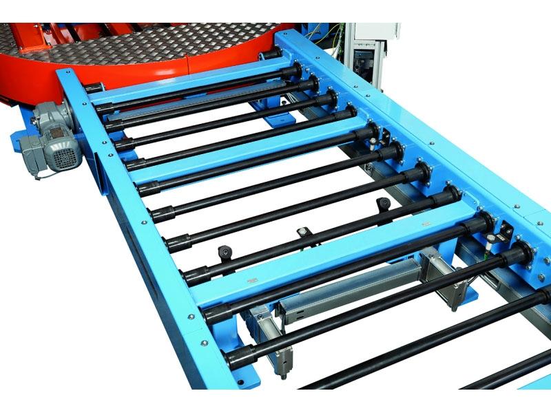 Типы рольгангов: приводные, подъемные, поворотные и рольганги для подачи боновых заграждений