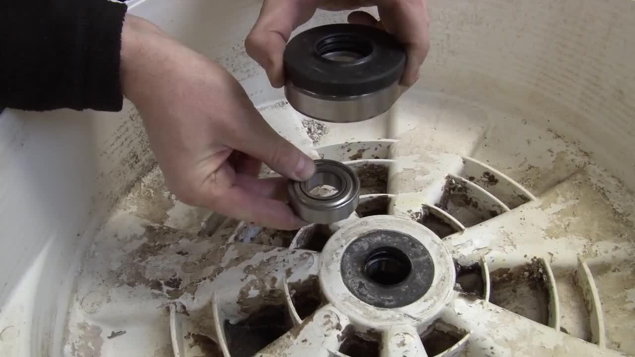 Как своими руками отремонтировать бетономешалку