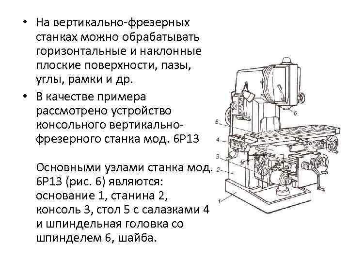 Как выбрать фрезерный станок по металлу