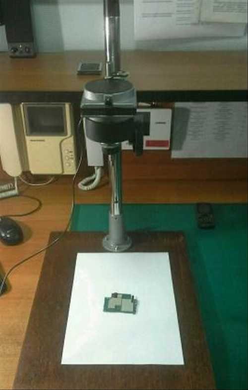 Сверлильный станок из микроскопа своими руками