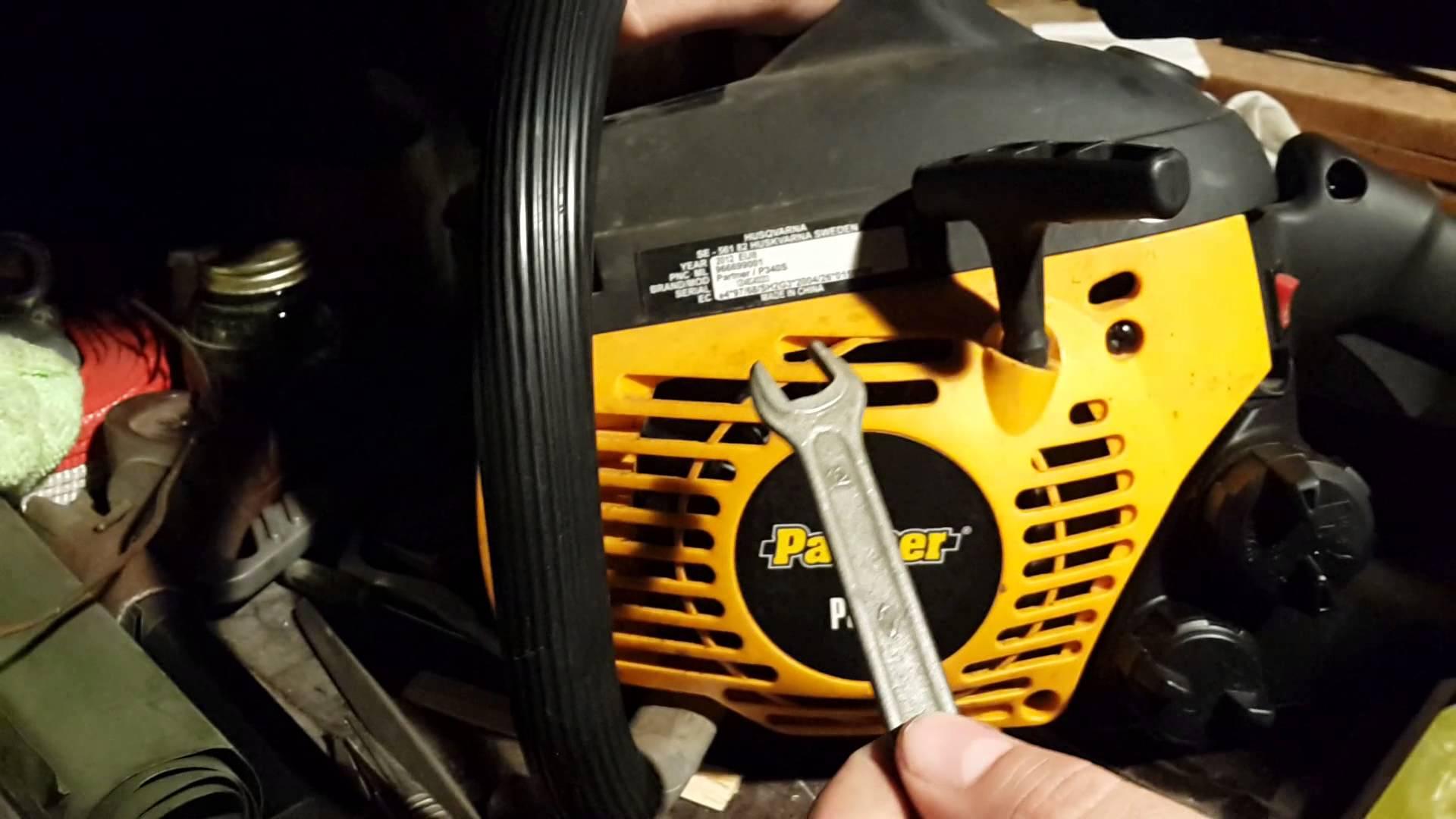 Бензопила «партнер» 350: устройство, характеристики, ремонт своими руками