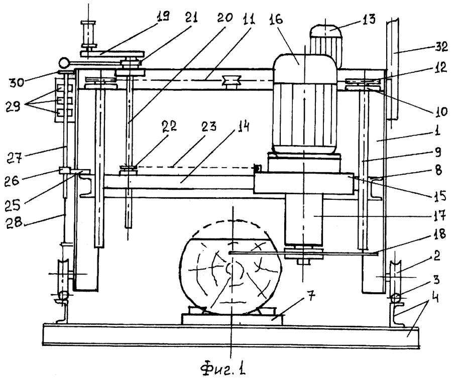 Угловая пилорама дисковая, поворотная - чертежи, видео