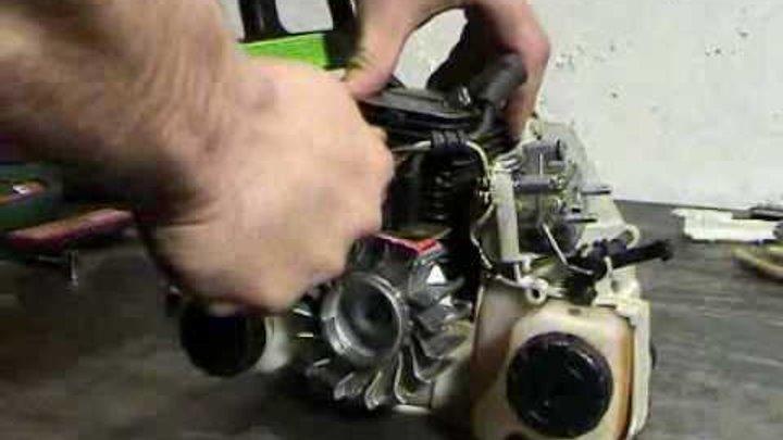 Инструкция и деталировка к бензопиле stihl (штиль) ms 250
