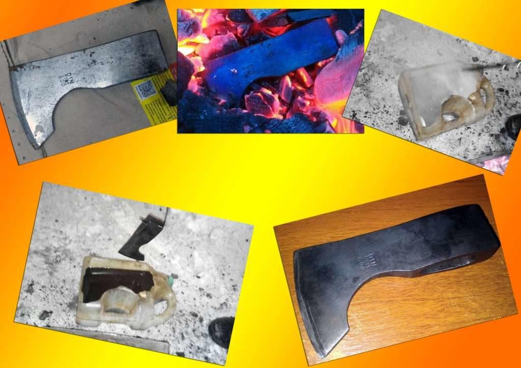 Как закалить металл в домашних условиях: улучшение свойств ножа, зубила и топора