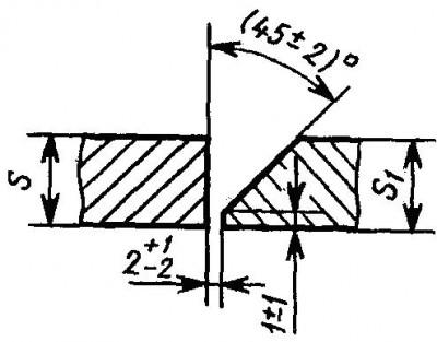 Сварные швы: классификация, типы сварочных соединений