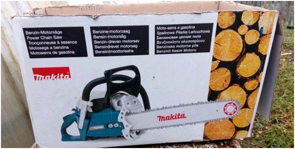Бензопилы makita (макита) — модели их характеристики, особенности
