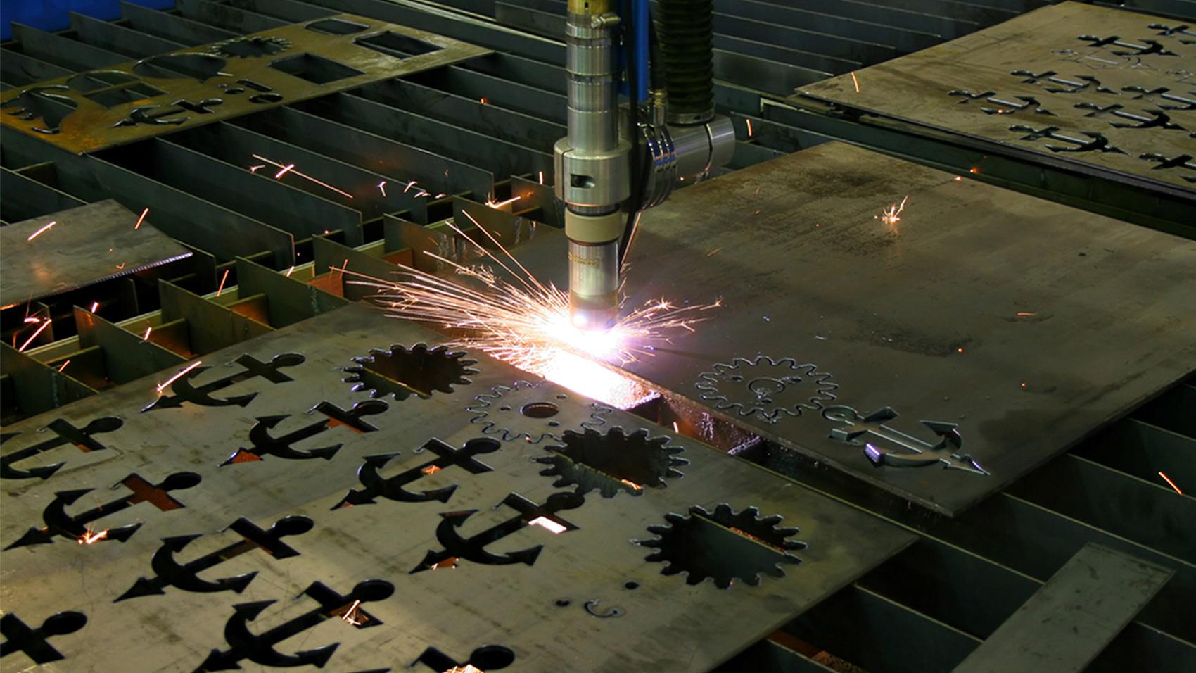 Раскрой металла - плюсы и минусы современных способов