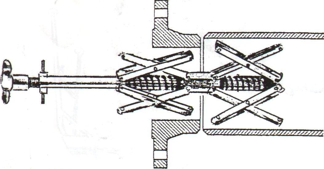 Центраторы для сварки труб: наружный и внутренний трубный малого диаметра своими руками