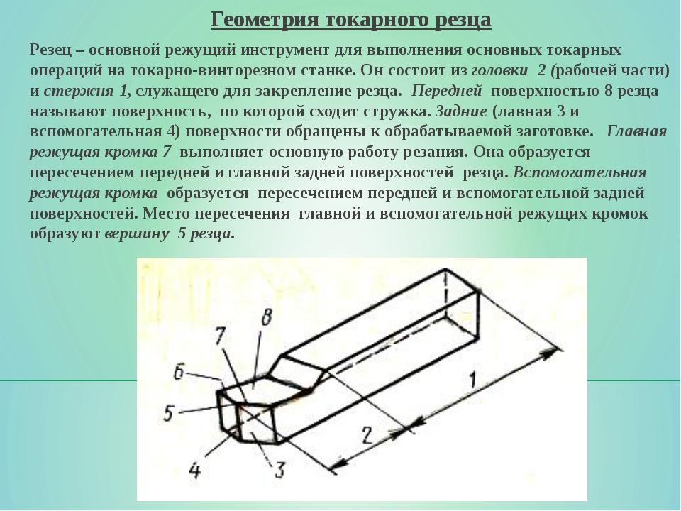 Как заточить токарные резцы по металлу: особенности, углы, доводка