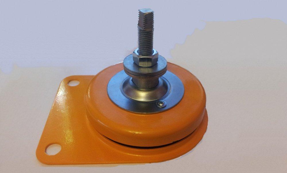 Резинометаллические виброопоры для оборудования и станков