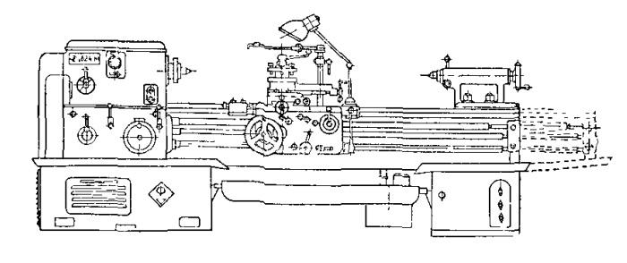Токарный станок 1а616 – конструкция и принцип работы + видео
