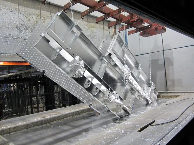 Описание технологии холодного цинкования металлоконструкций
