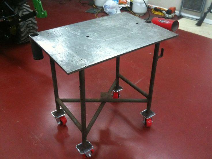 Стол для сварки своими руками: изготовление и советы как сделать сварочный стол