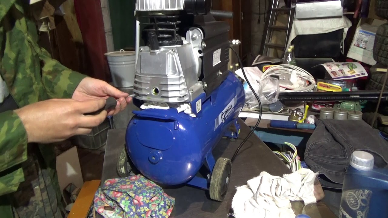 Масло для компрессора воздушного поршневого: как поменять и какое используют для смазочной системы