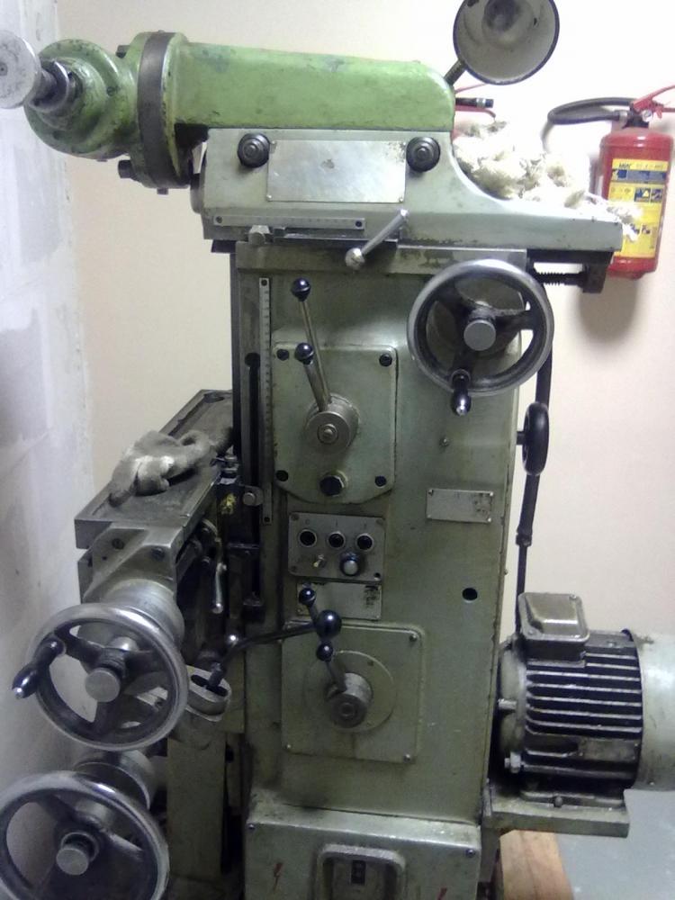 Станок фрезерный ОФ 55