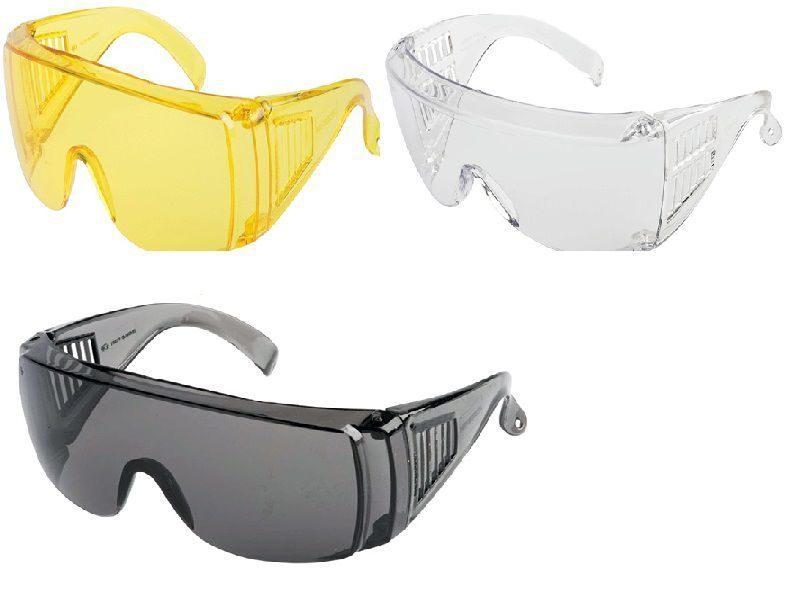 Очки защитные для работы с болгаркой, а также маски и щитки: виды и назначения