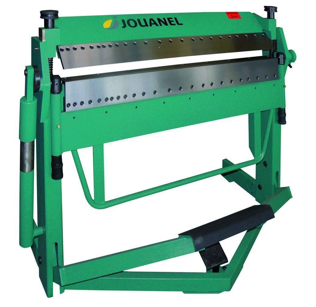 Сегментный листогиб: ручной сегментный листогибочный станок для листового металла, для строительства и другие