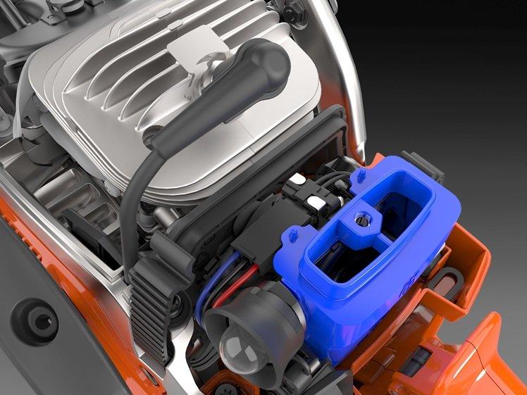 Обзор модельного ряда бензопил хускварна, их устройство и правила запуска