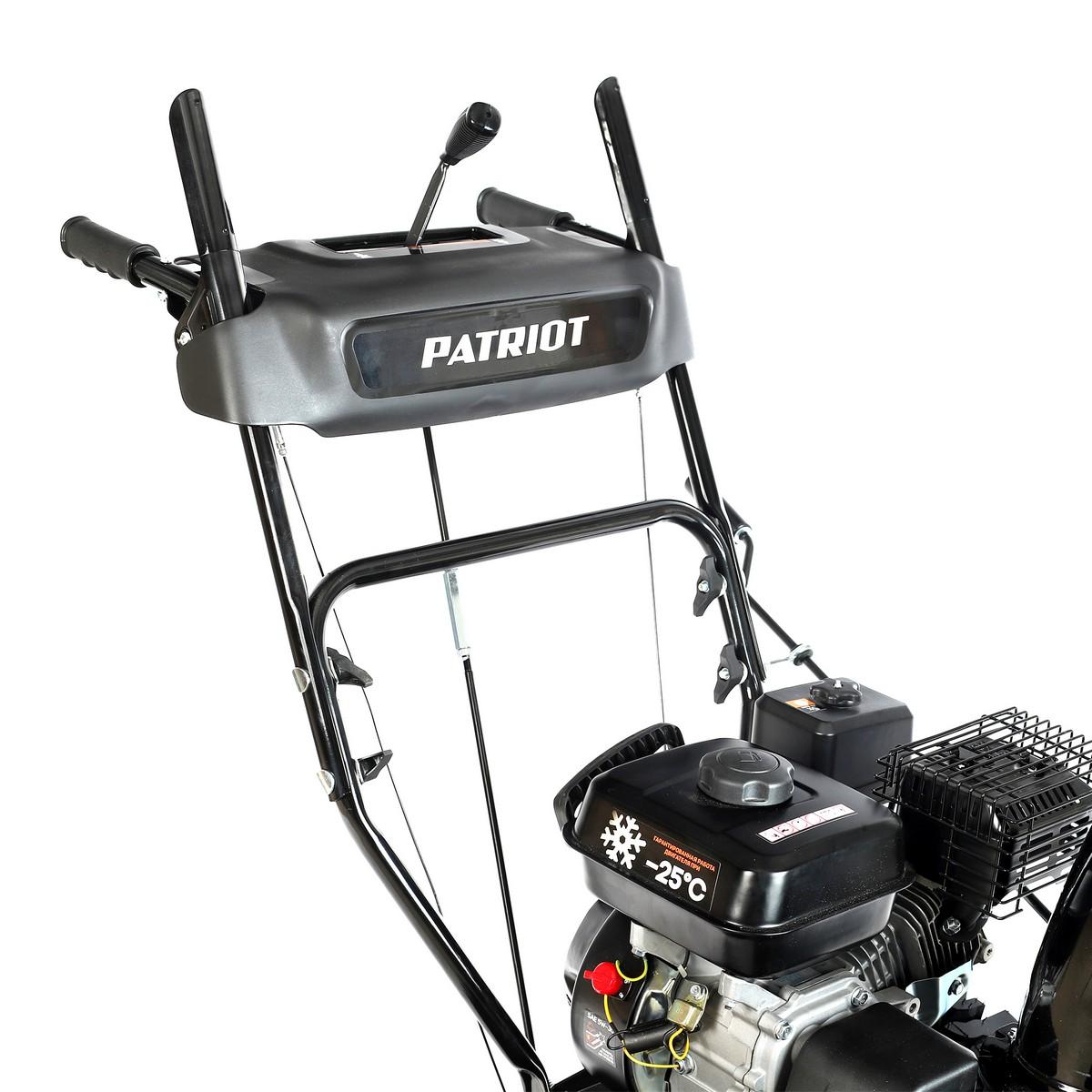 Снегоуборщик бензиновый patriot pro 750 самоходный